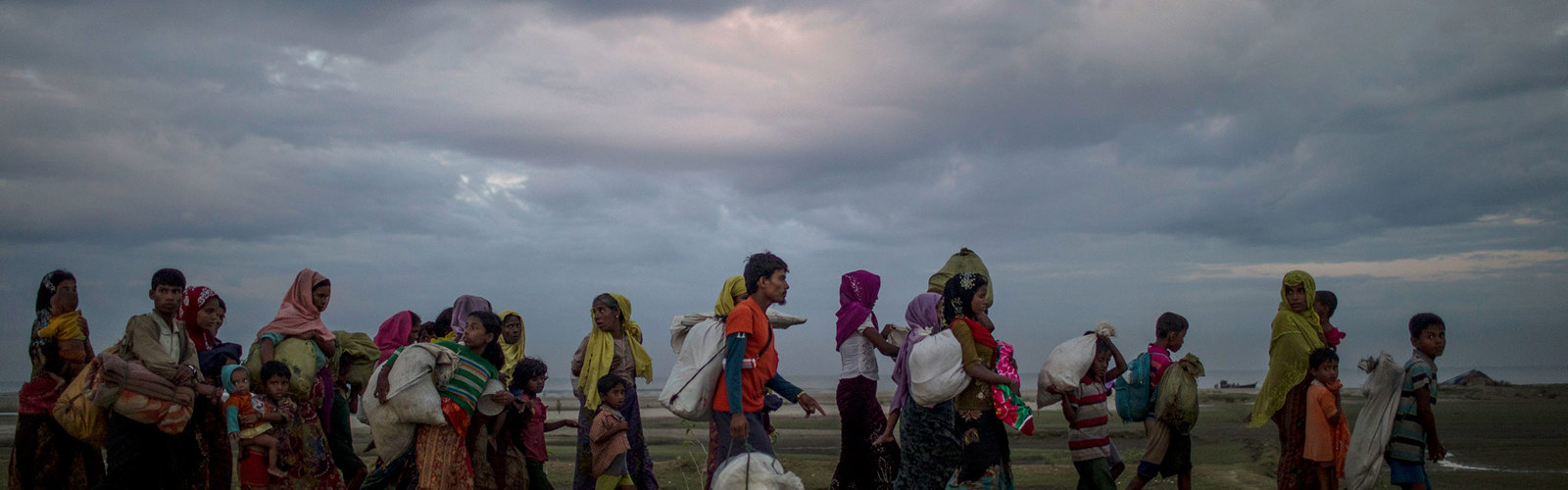 Human migration sparked by wars, disasters, and now climate